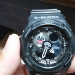 【G-SHOCK】GA110の電池交換を自分でやってみた。