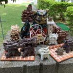 「備瀬のフクギ並木」で沖縄の原風景に出会う。